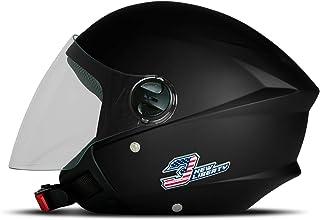 Capacete New Liberty Three Elite Preto Fosco Tam. 60 Pro Tork - CAP-709MB