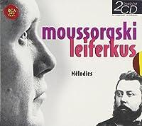 Moussorgski/Leiferkus by Moussorgski