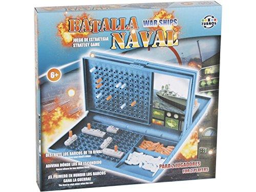 XTURNOS Juego de Mesa Batalla Naval