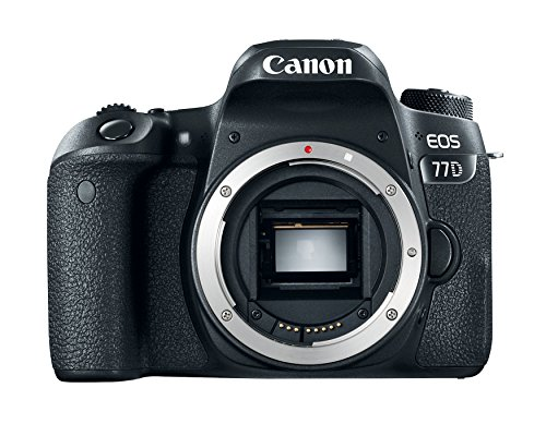 Canon EOS 77D Body (Renewed)