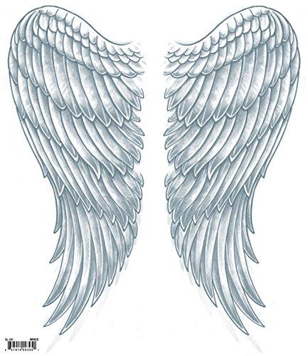 Tinsley Transfers Wings Tattoo Kit