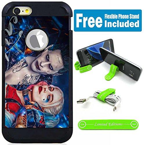 51h3owqUWBL Harley Quinn Phone Cases iPhone 8
