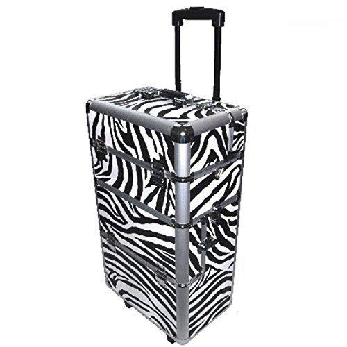In alluminio trolley Zebra design–Mobiles studio
