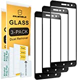 [3-PACK]-Mr.Shield Designed For Asus ZenFone 3 ZE520KL 5.2 Inch [Japan Tempered Glass] [9H Hardness] [Full Cover] Screen Protector with Lifetime Replacement