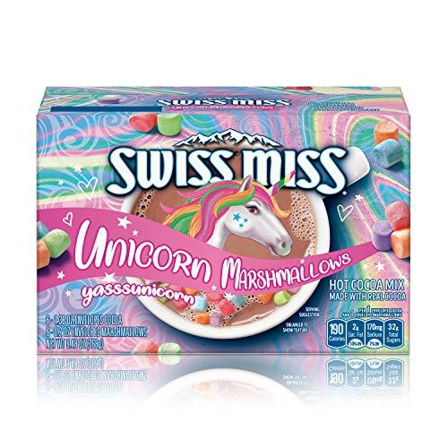 Unicorn Madness Hot Chocolate