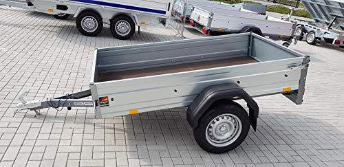 Systafex Autoanhänger KF Anhänger 750kg GG Nutzfläche 201cm x 108cm NEU