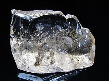 ゴールドタイチンルチル原石【T725-1788】