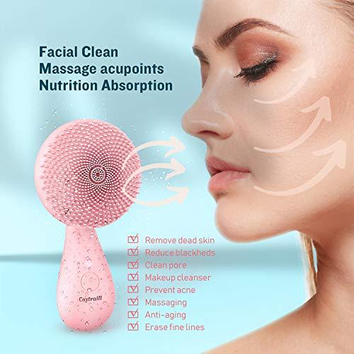 Caytraill Silicone Facial Brush