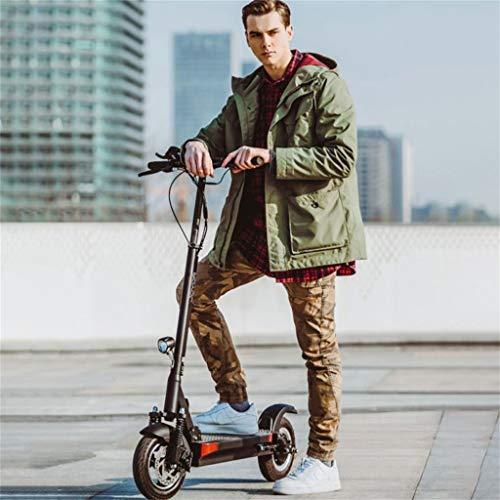 E Scooter Tret-Roller,City Roller Elektrischer Roller Klappbar mit 70km Langstrecken Akku, bis zu 40m/h, Einfach zu Falten und zu Tragen E-Roller für Erwachsene Jugendliche und Kinder