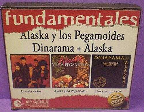 Alaska y Los Pegamoides + Dinarama