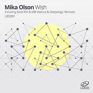 Wish (Incl. Karol XVII & MB Valence & Deepologic Remixes)