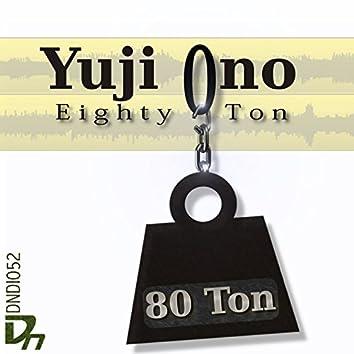 Yuji Ono - Eighty Ton EP