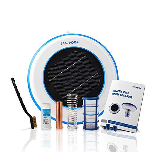 solar pool ionizer eaazpool