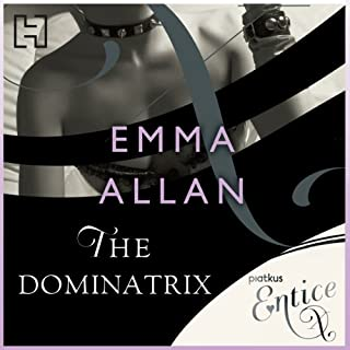 The Dominatrix audiobook cover art