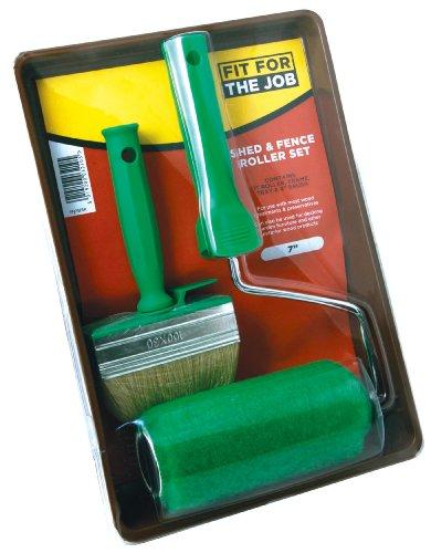 FFJ Shed/Fence Roller Kit