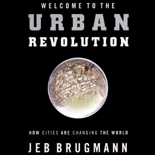 Welcome to the Urban Revolution audiobook cover art