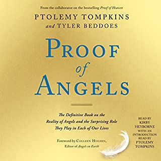 Proof of Angels audiobook cover art