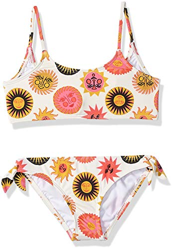 Billabong Girls' Girls' Ole Souliel Tank Bikini Set Multi 12