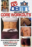 8 Minute Core Workouts: Abs Arms Thighs Buns [DVD] [Import]