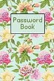 Password Book: password book notebook password book and planner password book and address book set password book cover password book with pen password ... password book floral password book logbook