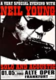 Neil Young - Solo & Acoustic, Frankfurt 2003 »