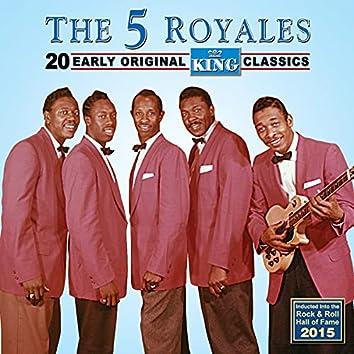 20 Early Original King Classics