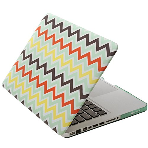 ADURO MacBook Pro 13Softtouch mit passendem Silikon Tastatur Cover Chevron