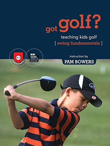 gotGolf? Teaching Kids Golf: Swing Fundamentals