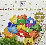 RITTER SPORT Bunter Teller (3 x 230 g), kleines...