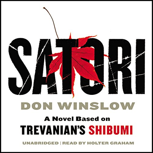 Satori audiobook cover art