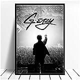 Sanwooden Poster und Drucke G-Eazy Halsey Pop Rap Musik