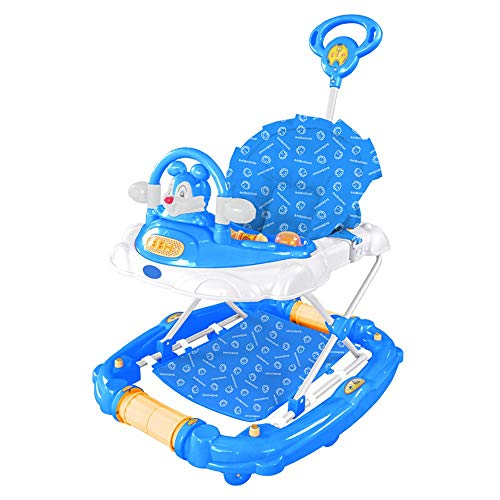 Best Prices! Baby First Steps Activity Walker 3-in-1 Music Baby Push Walker and Activity Center Fold...