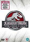 Jurassic Park Collection 1-4 [Edizione: Regno Unito] [Italia] [DVD]