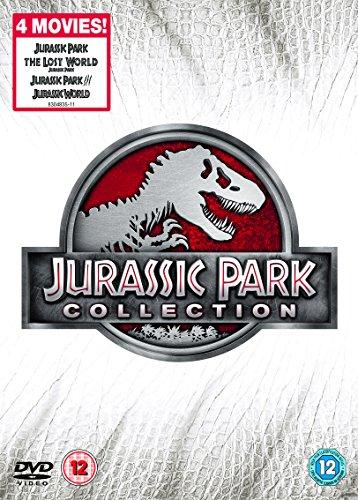Jurassic Park Collection 1-4 Edizione: Regno Unito Italia DV