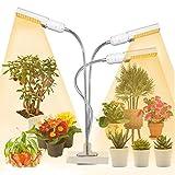 Aiyivve Lampada Piante Coltivazione, 90W Lampada per Piante Luci per Piante 180LED Lampada Piante Indoor con Timer Automatico 3H/6H/12H, Grow Light per Semina, Crescita, Fioritura e Fruttificazione