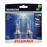 Best H7 Bulbs - SYLVANIA - H7 SilverStar - High Performance Halogen Review