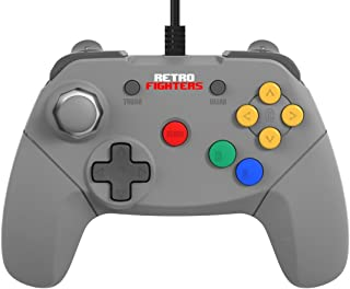 Retro Fighters Brawler64 Next Gen N64 Controller Game Pad - Nintendo 64