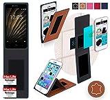Hülle für BQ Aquaris U Lite Tasche Cover Case Bumper |