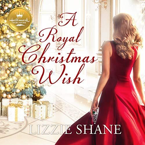 A Royal Christmas Wish audiobook cover art