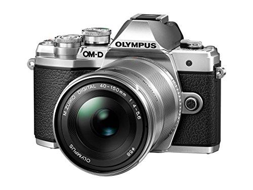 OLYMPUS(オリンパス)『OM-DE-M10MarkIIIEZダブルズームキットM.ZUIKODIGITALED14-42mm+40-150mm付属』