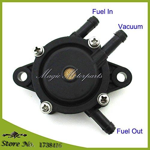 Hoog volume brandstof pomp puls voor Honda Go Kart GX200 160 motor Briggs & Stratton 491922