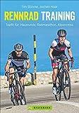 Rennrad-Training: Topfit für:Hausrunde, Radmarathon, Alpencross