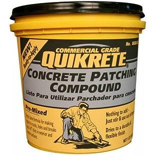 QT Premixed Concrete Patching Compound 0.95L (1qt) by Quikrete:Autobit