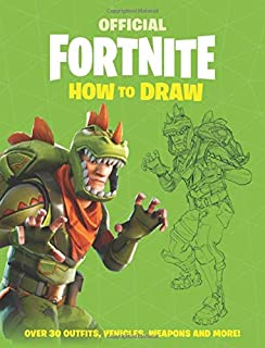 draw a fortnite character