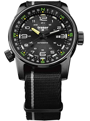 Traser P68 Pathfinder Swiss Automatic Tritium Watch