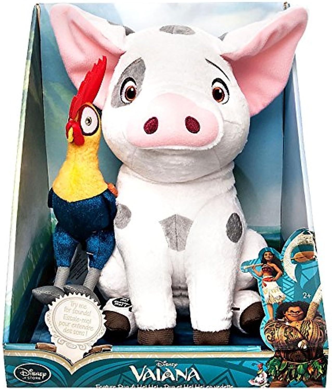 "New Hot Disney Movie Moana Cartoon 12/""//30cm Heihei Soft Plush Dolls Toys Gifts"