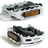 Wellgo LU-C25 Aluminum Bike Bicycle Cycling MTB Pedals By YSYT Deal