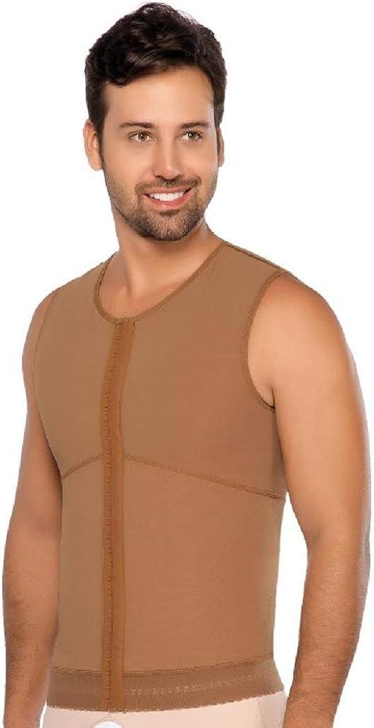Post Op Shapewear Vest for New Orleans Mall Equilibrium par Japan's largest assortment Men Colombianas Fajas