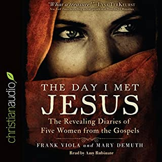 The Day I Met Jesus cover art