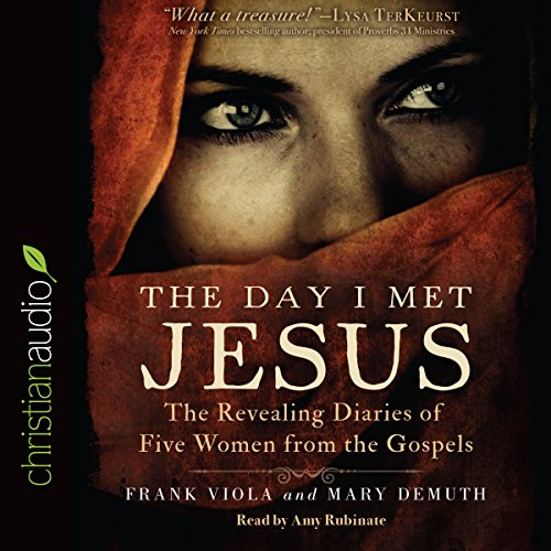 Page de couverture de The Day I Met Jesus